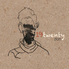 19-Twenty 'Zion' Album Artwork.  Artwork by Elena Green