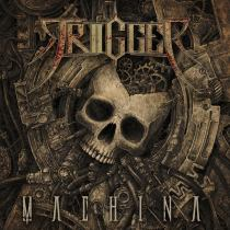 Trigger's debut EP Machina out February 22nd!!  Artwork by Kirill Semenov.