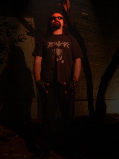 Battlegod Production's King Baltak!  Photo courtesy of Battlegod Productions.