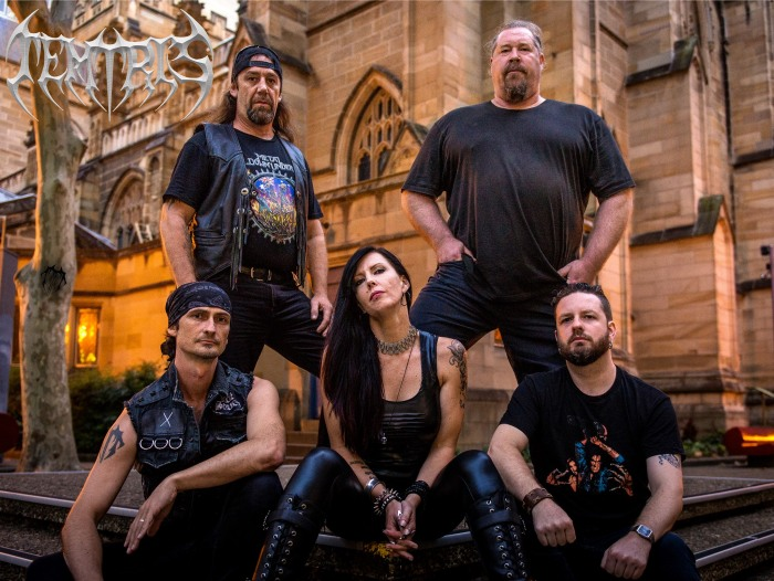 Tetris release new music video, 'Awakening'.  Photo by Mick Goddard.
